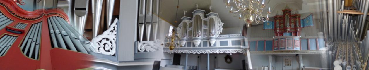 Orgeln in Ostfriesland